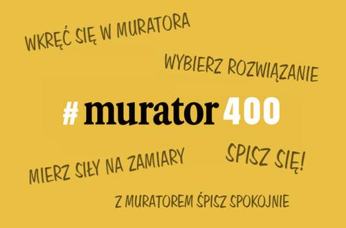 Wkręć się w Muratora!